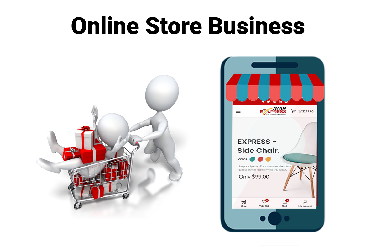 Get Ready Online Business Store | By AyanEpress